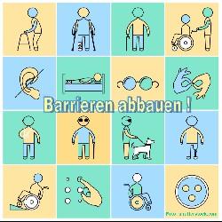 Barrieren abbauen